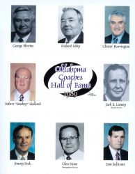 Hall of Fame Class of 1989