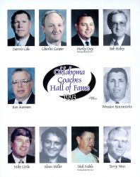 Hall of Fame Class of 1993