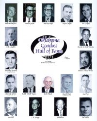 Hall of Fame Class of 1971
