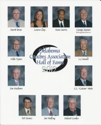 Hall of Fame Class of 2012