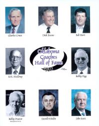 Hall of Fame Class of 1992