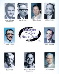 Hall of Fame Class of 1983