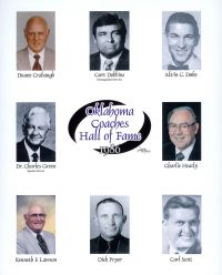 Hall of Fame Class of 1986