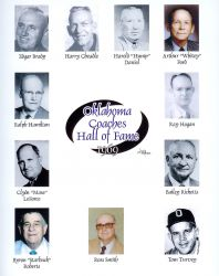 Hall of Fame Class of 1969