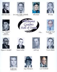 Hall of Fame Class of 1980