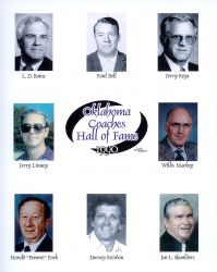 Hall of Fame Class of 1990