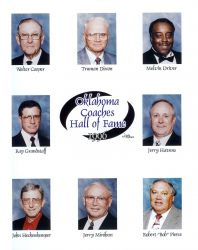 Hall of Fame Class of 1996