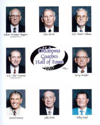 Hall of Fame Class of 1997