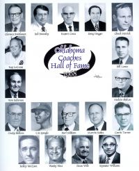 Hall of Fame Class of 1968