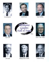 Hall of Fame Class of 1991