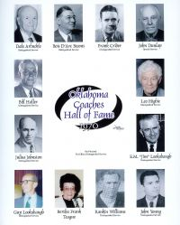Hall of Fame Class of 1970