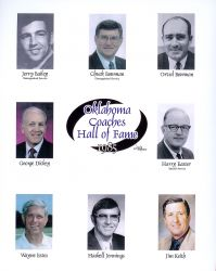 Hall of Fame Class of 1985